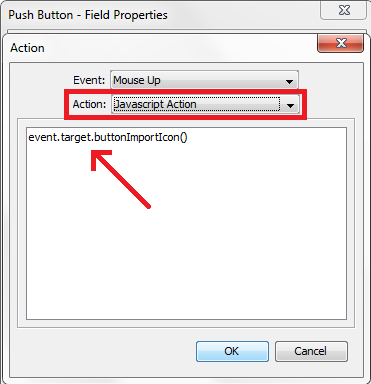 Create an Image Import Button to Add Pictures Dynamically to a PDF