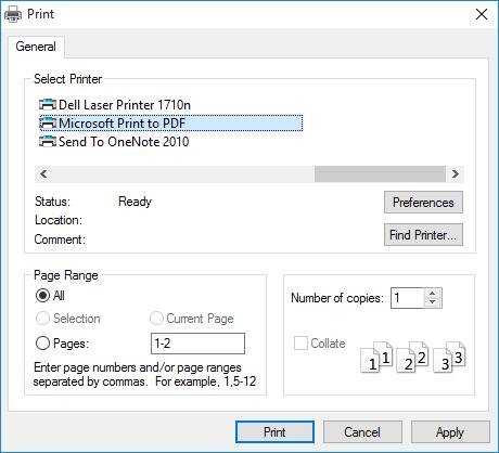 Adobe Pdf Printer Driver