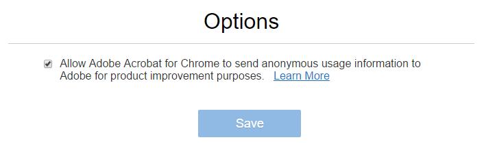 Adobe Acrobat Reader Force Installing Chrome Extension | PDF