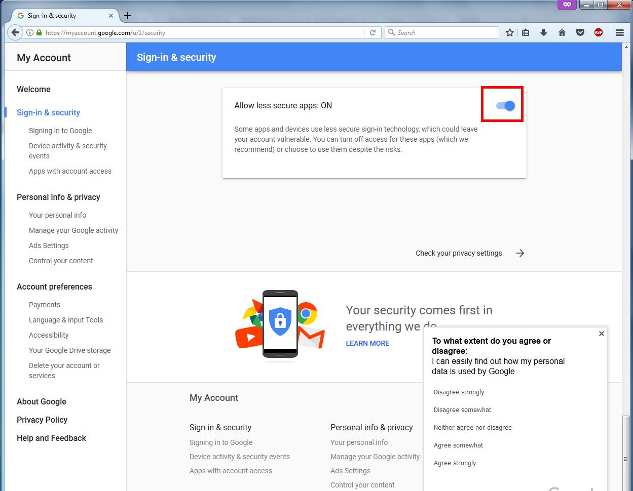 GMail Email Settings – Authentication Failed | PDF Studio