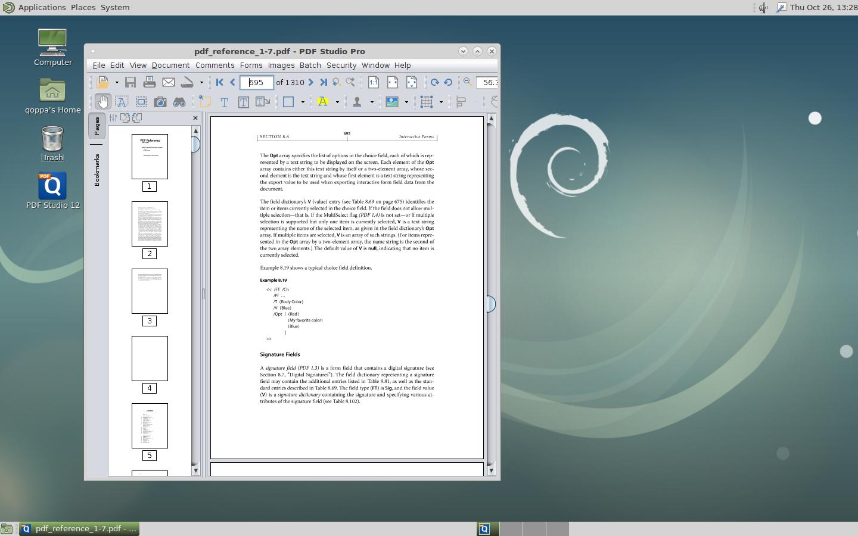 master pdf editor linux debian
