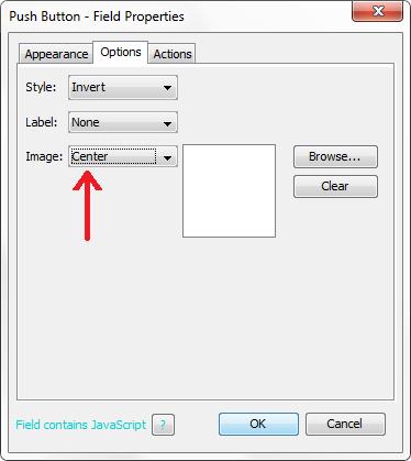 Image Select Options