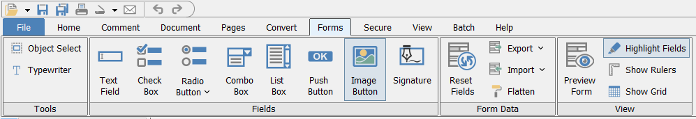 Create an Image Import Button to Add Pictures Dynamically to
